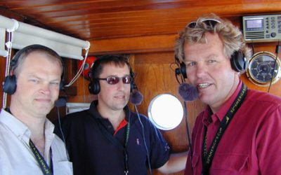 America's Cup Radio 2005