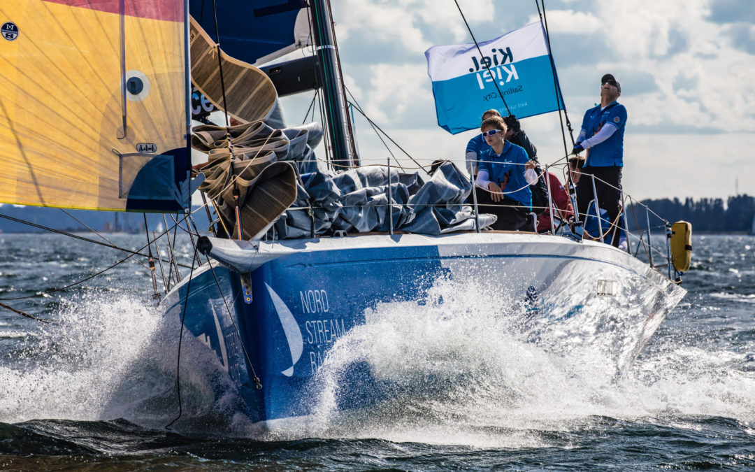 Nord Stream Race crews look forward to their 1000 mile trans-Baltic competition