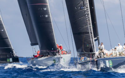 Form wide open for next week's Rolex Maxi 72 World Championship
